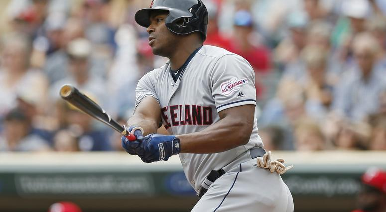 Indians' Puig drops appeal of 3-game suspension for brawl