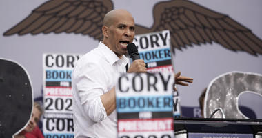 Booker campaign in urgent fundraising appeal to stay viable