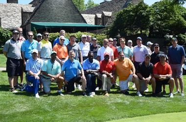 Larry Richert Celebrity Golf Classic