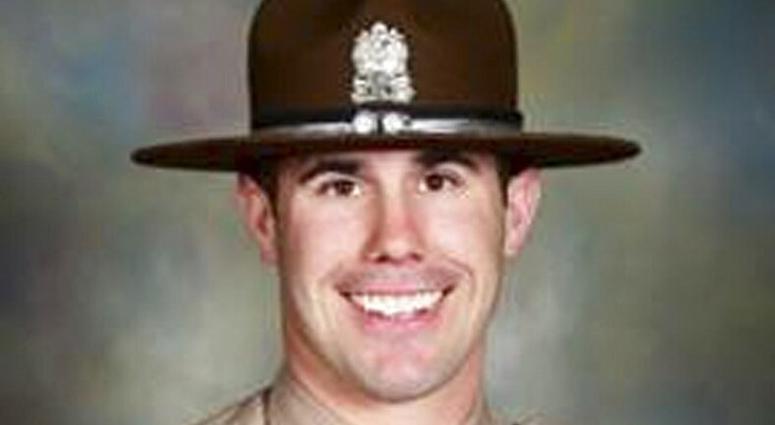 Illinois State Trooper Nicholas Hopkin