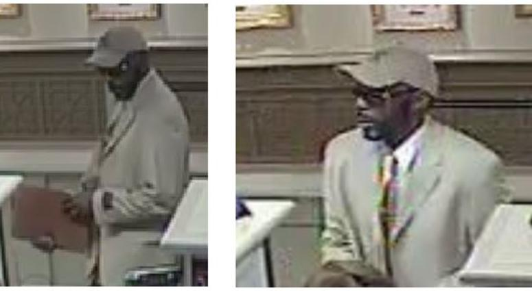 Dollar Bank Robbery Suspect