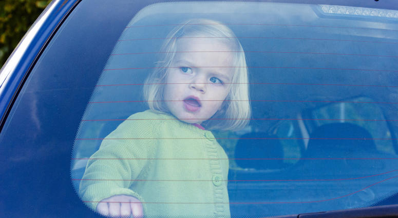A new state law takes effect Monday that gives some legal protection to anyone who rescues a child from inside a hot vehicle.
