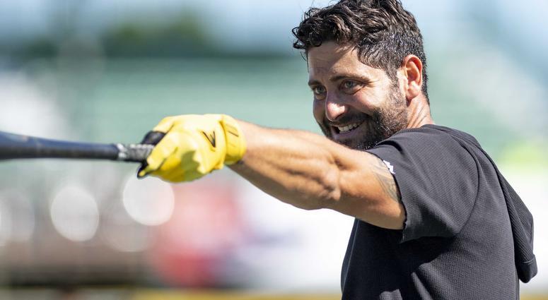 Pittsburgh Pirates infielder Francisco Cervelli