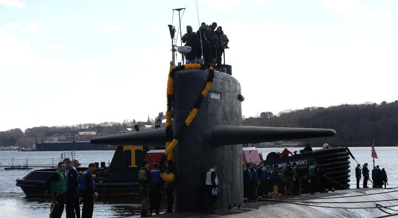 USS Pittsburgh Completes Final Deployment | Newsradio 1020 KDKA