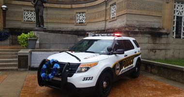 Public, Fellow Law Enforcement Pay Respects To Officer Calvin Hall