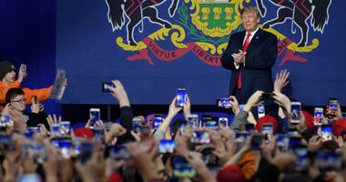 President Trump's Pittsburgh Speech Is Open To The Public