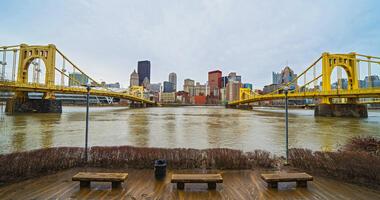 Pittsburgh River