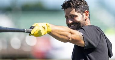 Pittsburgh Pirates infielder Francisco Cervelli