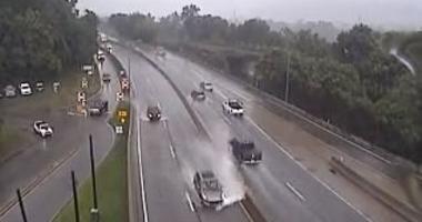 Heavy Rain, Flooding Returns To Pittsburgh