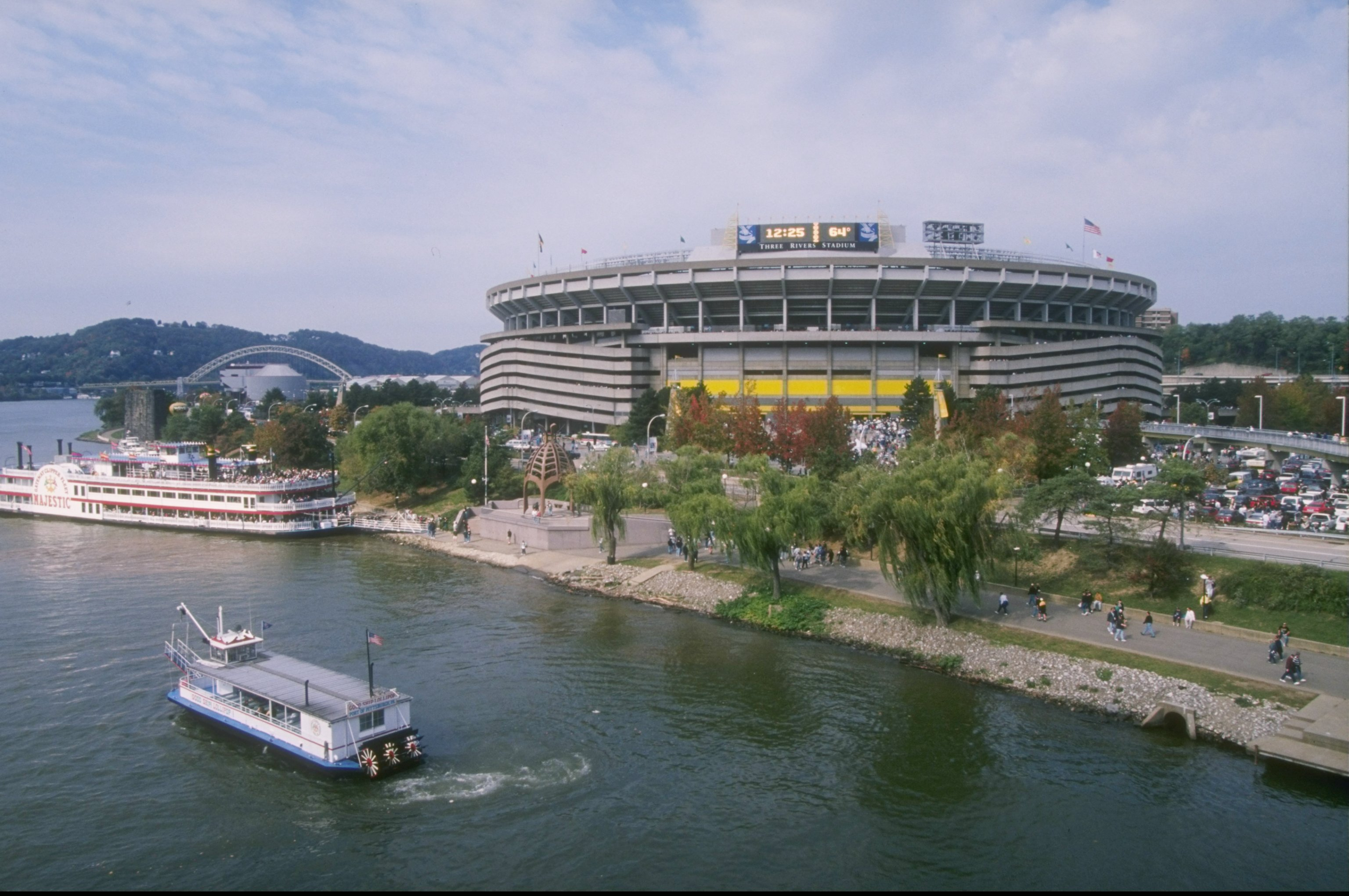 Image result for 3 rivers stadium