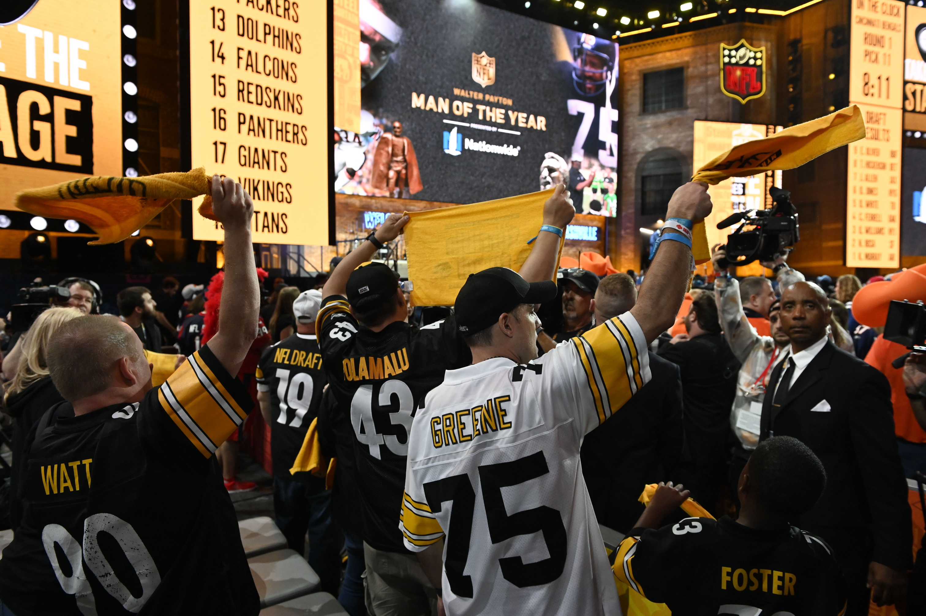 d857be88 A-Plus NFL Draft Grade For Music City With Record Attendance   93.7 ...
