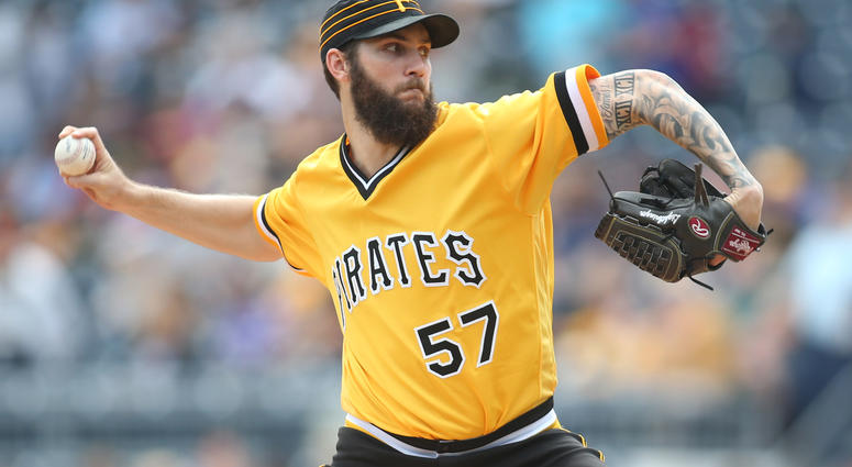 """Pirates Starter Trevor Williams Talks About """"Anything But Baseball"""" With Chris Mueller"""