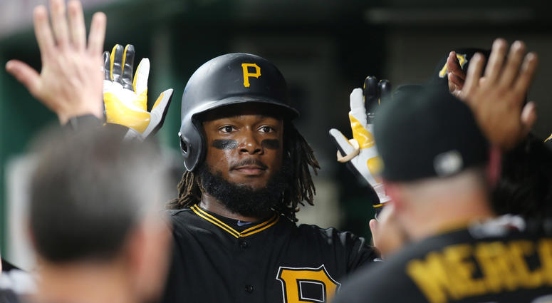 Pirates First Baseman Josh Bell