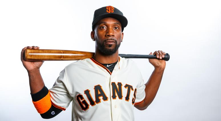 New Giant Andrew McCutchen