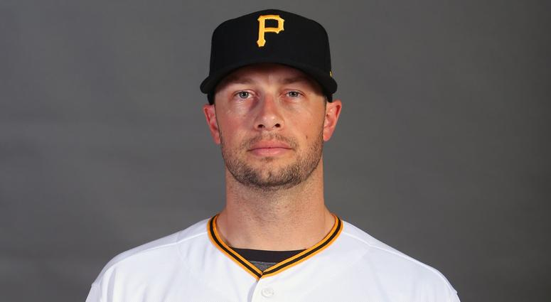 Daniel Nava of the Pittsburgh Pirates