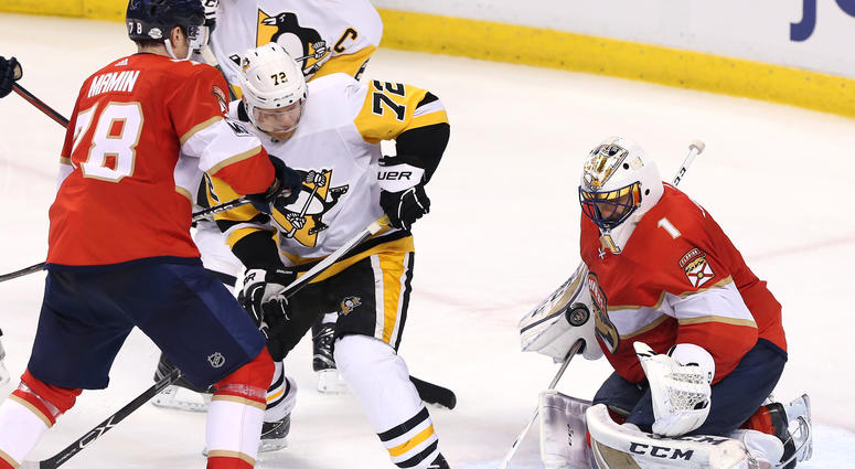 Patric Hornqvist Is Reportedly Close To An Extension