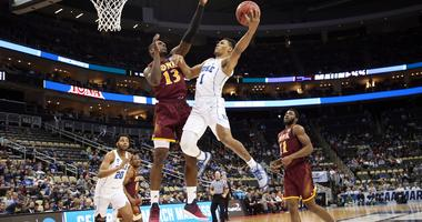 Duke Blue Devils vs Iona Gaels