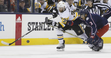 Pittsburgh Penguins' Tom Kuhnhackl