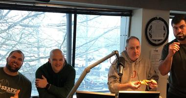 Al And Dave Join The Starkey And Mueller Show In-Studio