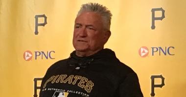 Pirates Manager Clint Hurdle