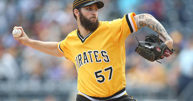 "Pirates Starter Trevor Williams Talks About ""Anything But Baseball"" With Chris Mueller"