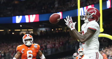 Could The Steelers Draft Alabama Wide Receiver Calvin Ridley?