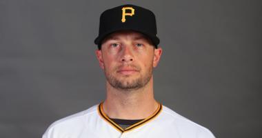 Daniel Nava of the Pittsburgh Pirates