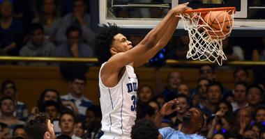 Duke's Marvin Bagley III
