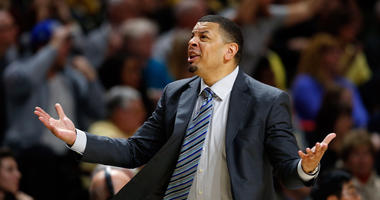 New Pitt Head Coach Jeff Capel
