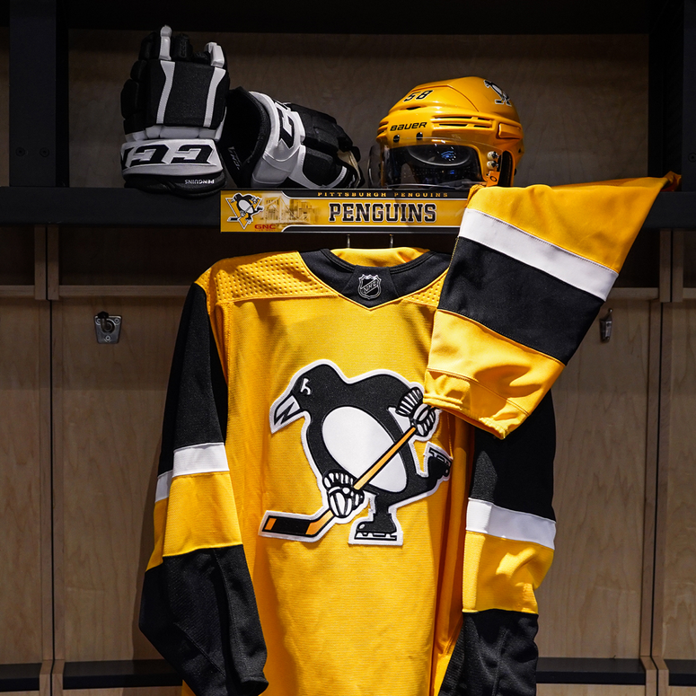 check out 19a59 c061f Pittsburgh Penguins Unveil New Third Jersey | 93.7 The Fan