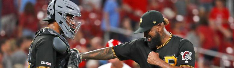 Pirates score twice in the ninth, beat Cardinals 3-1 To Break 4-Game Losing Streak