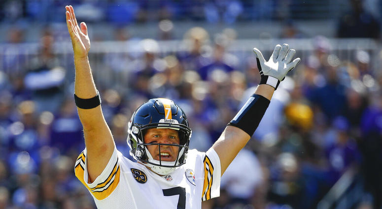 a74dc2a424f Roethlisberger To Remain With Steelers Through 2021 | 93.7 The Fan