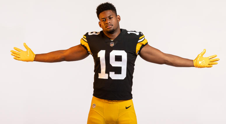 reputable site 17bbc 62040 Steelers Go Back To The 70s For New Throwback Jersey | 93.7 ...