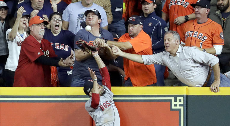 Astro Fan interference