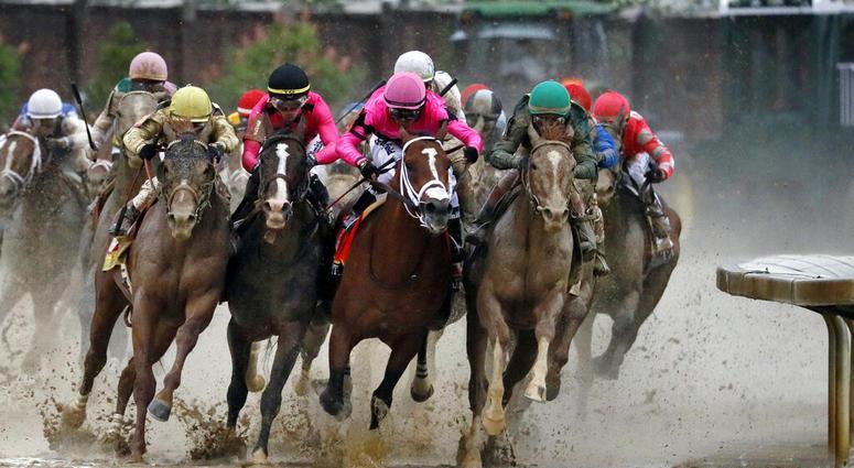 Kentucky Derby horse race