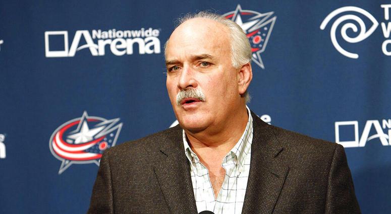 John Davidson, Columbus Blue Jackets director of hockey operations