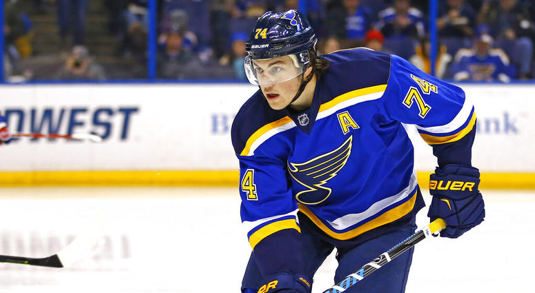 on sale 958e7 8a0c2 Ex-Blues Rooting For St. Louis To Win Stanley Cup | 93.7 The Fan