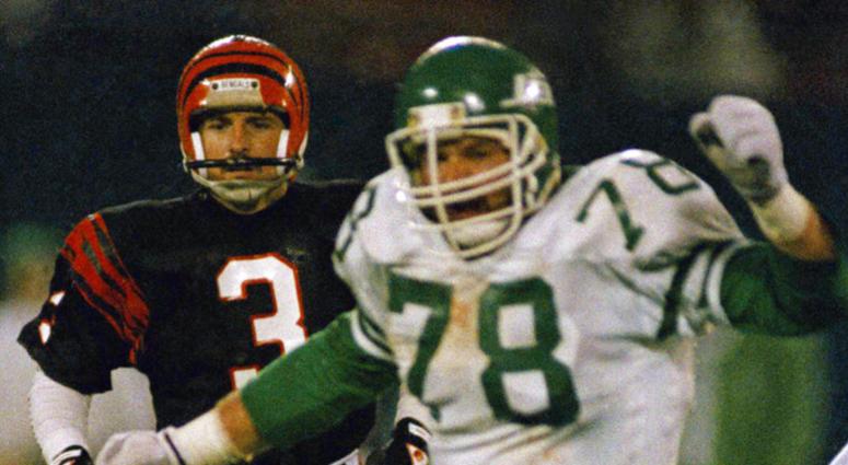 New York Jets' Barry Bennett