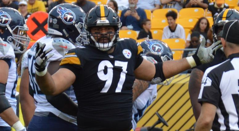 6ae6ad8022b Steelers Cam Heyward nominated for NFL Walter Payton Man of the Year ...