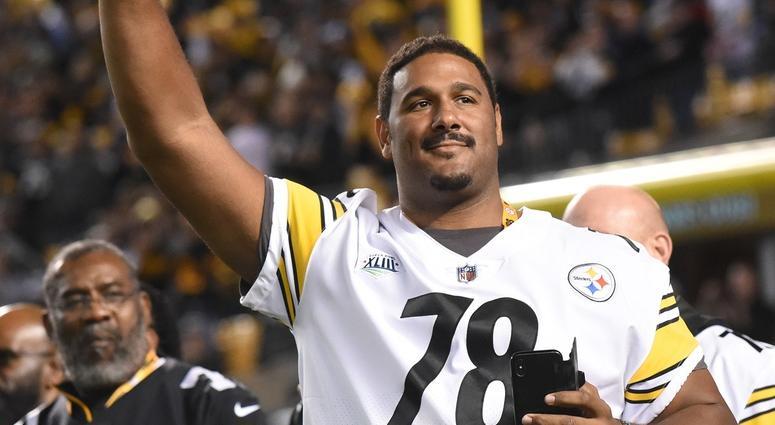 Former Steelers Left Tackle Max Starks