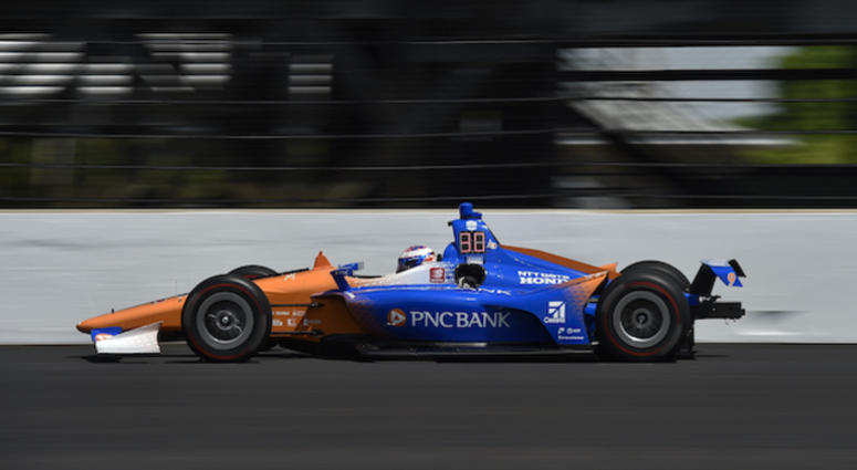 Ganassi And Rahal Teams Start Practice For Indy 500 | 93 7 The Fan