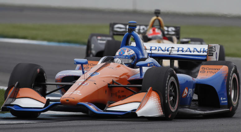 Scott Dixon No. 9 PNC Bank Chip Ganassi Racing Honda