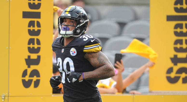 f8e6b73dd08 FANTASY PLAYS  Sit Steelers James Conner