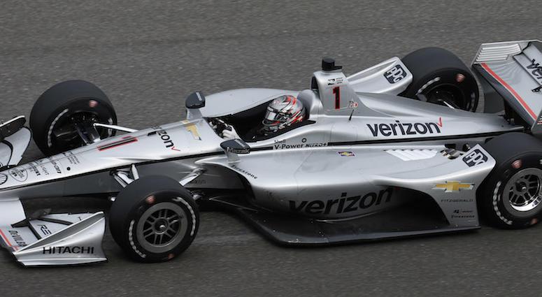 Josef Newgarden No. 1 Verizon Chevrolet