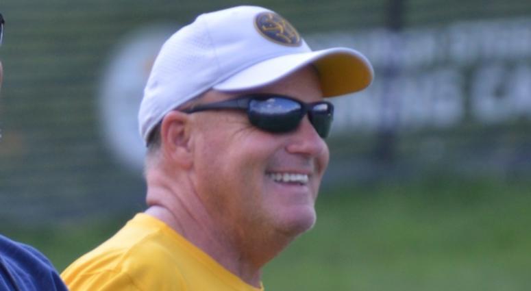 Steelers GM Kevin Colbert