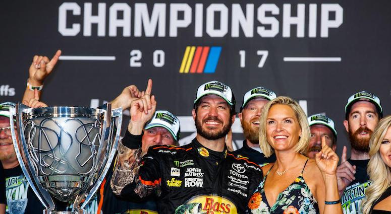 furniture row racing drivers 2018