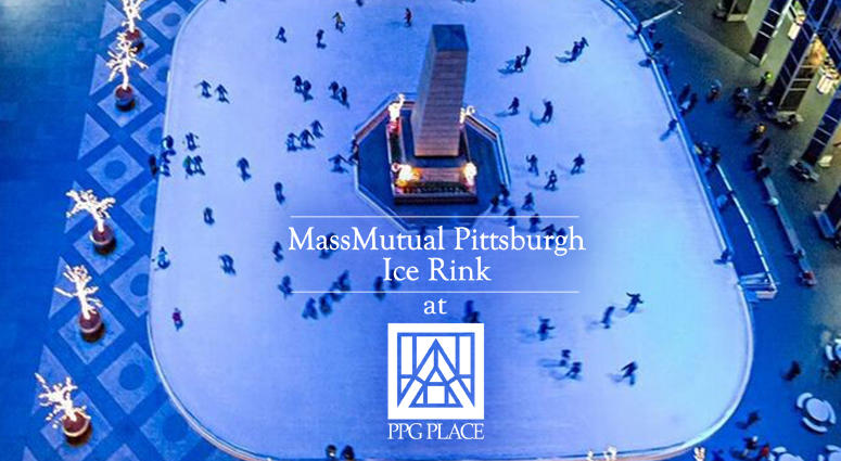 MassMutual Pittsburgh Ice Rink at PPG Place