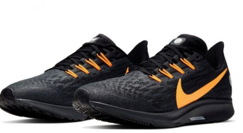 the latest 4b483 af93d Steelers Team With Nike For The Ultimate Fan Shoe | 93.7 The Fan