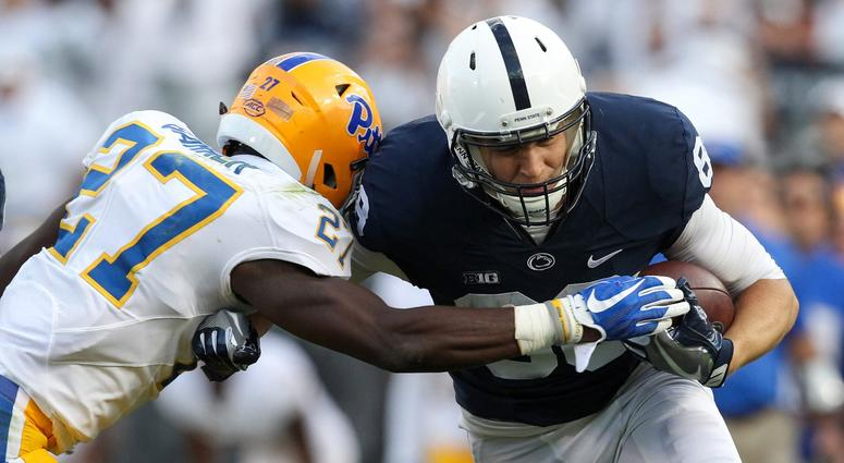 693b5001 Kick Off Time Set For 100th Meeting Between Pitt/Penn State | 93.7 ...