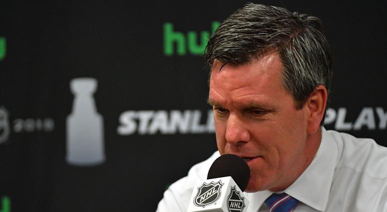 Penguins coach Mike Sullivan